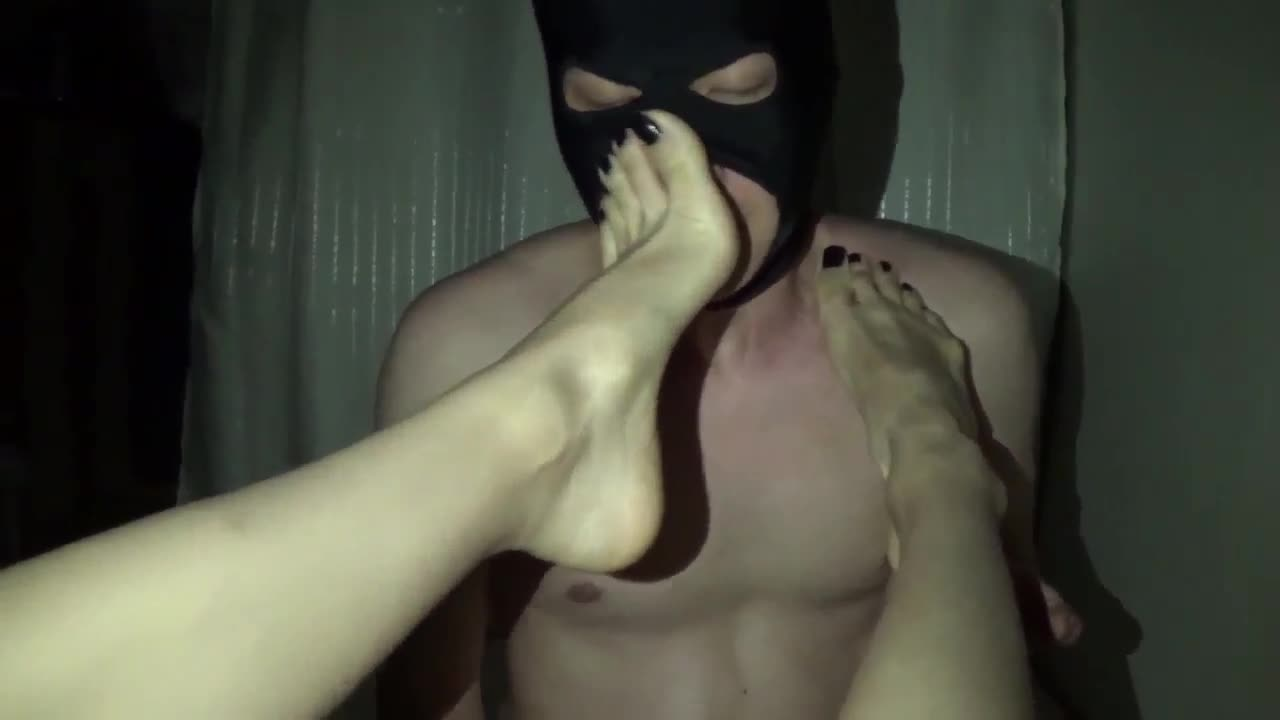 Share super clear foot fetish with good friends, feet are too beautiful 2