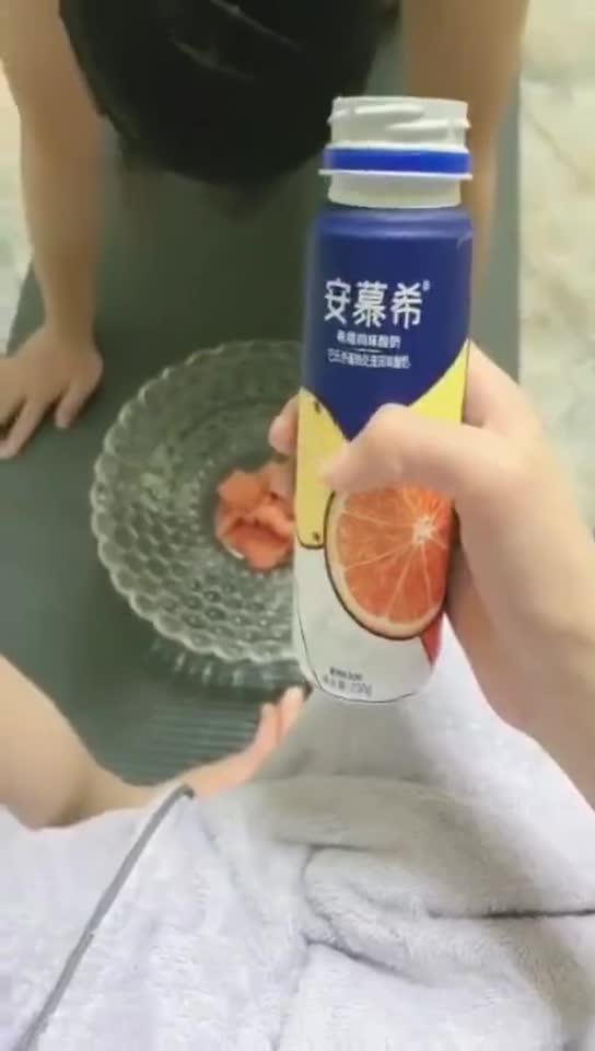Barefoot feeding