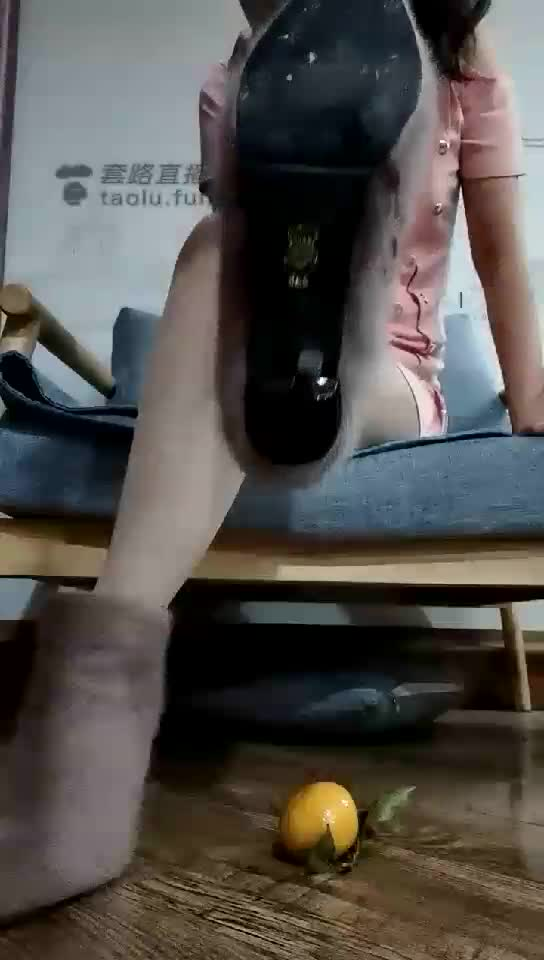 Traffic lights, humiliation and sperm control, trampling on bad dick
