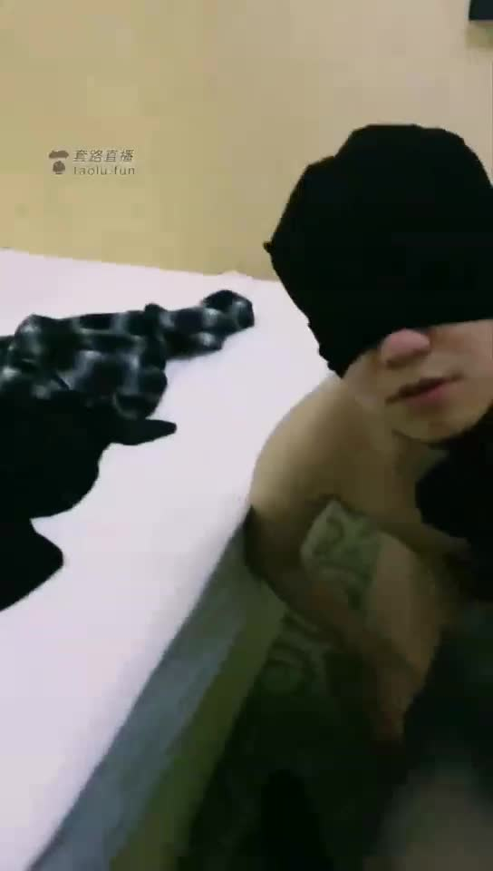 Student bitch black silk head and foot fetish