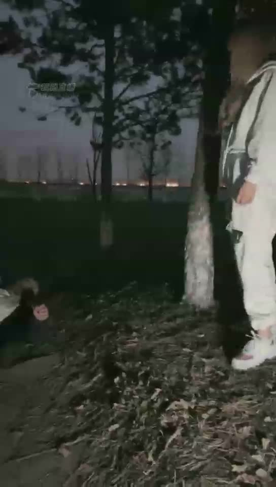 HD, outdoor violence kicking the face, licking the soles of shoes and eating mud