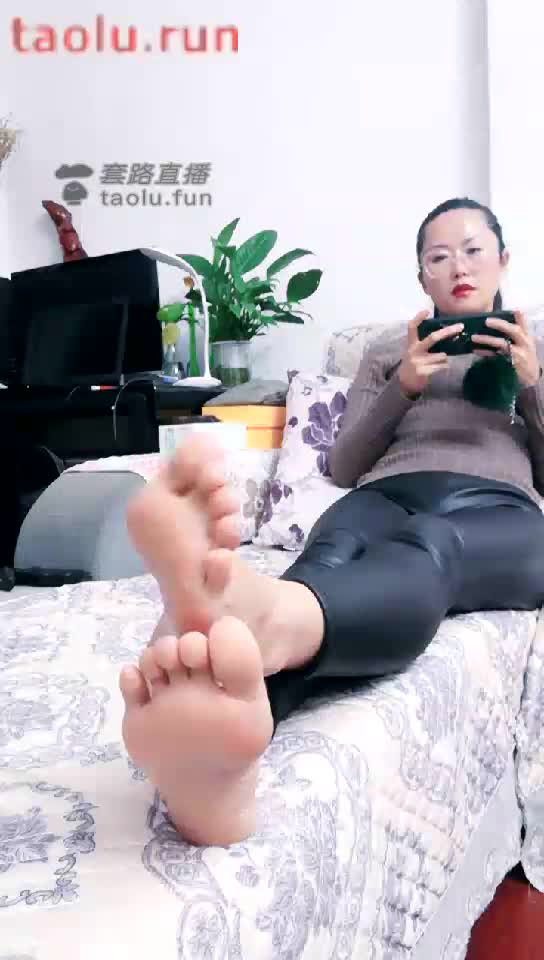 Foot care before bed