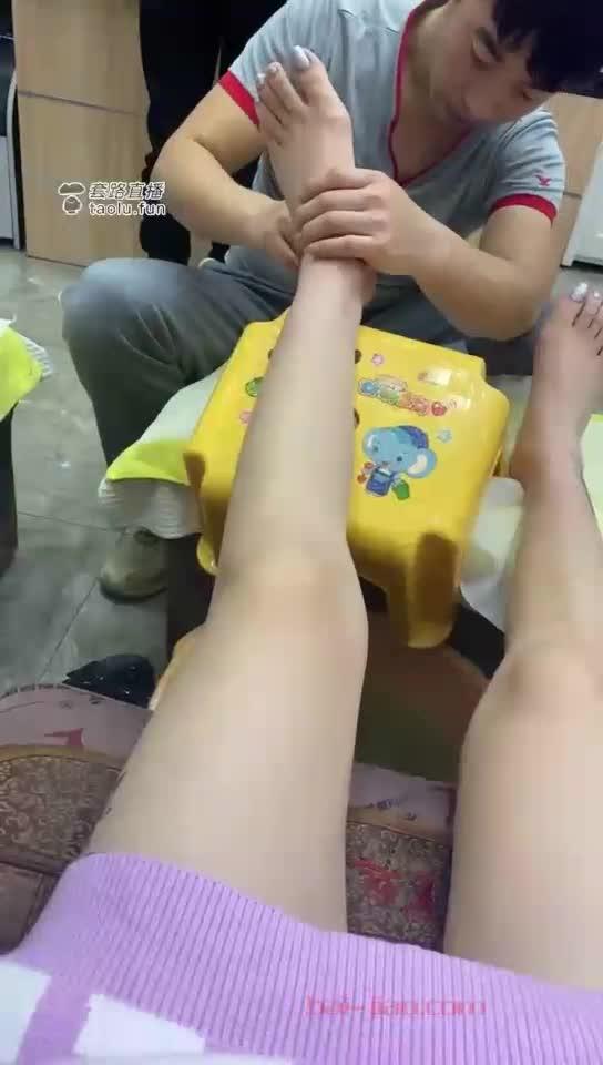 Foot care, repair dead skin, foot massage