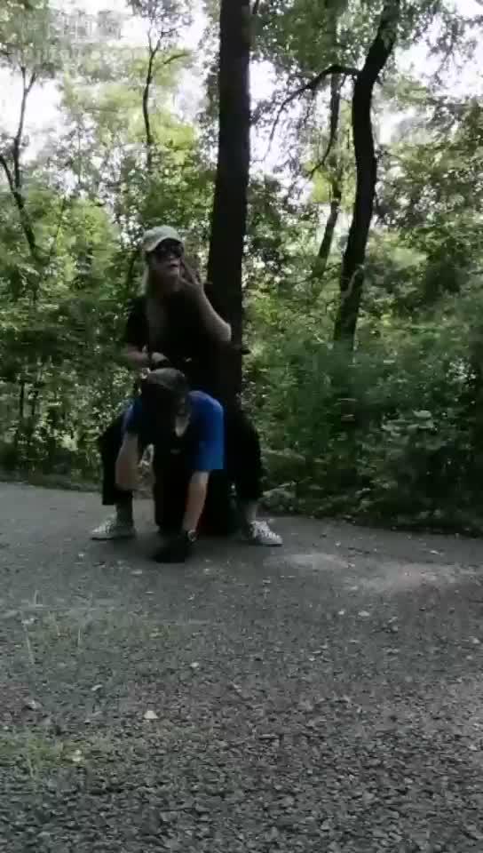 Outdoor riding