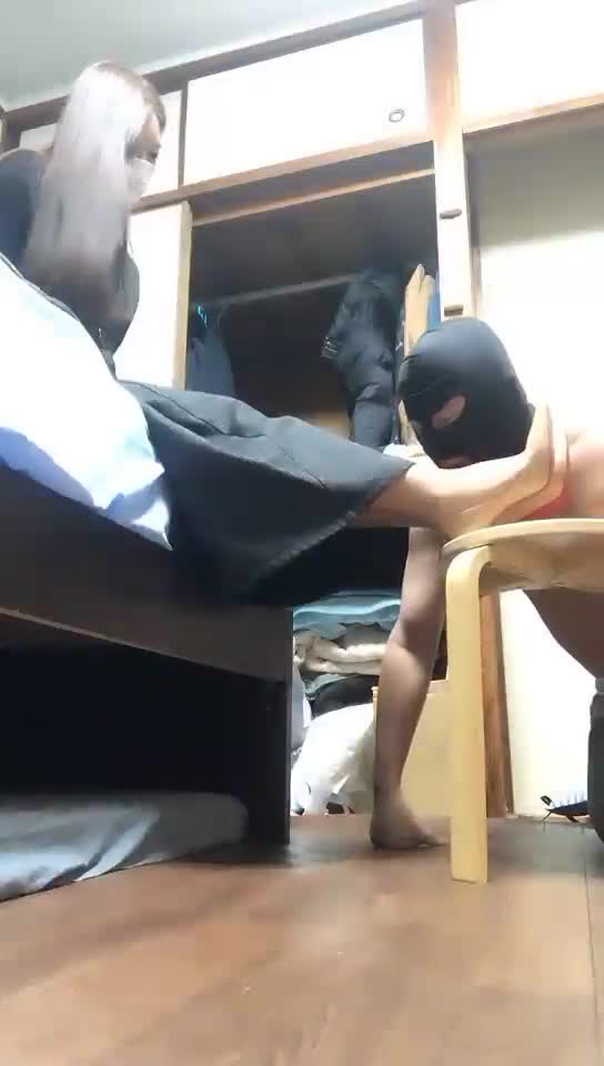 Crotch like a dog
