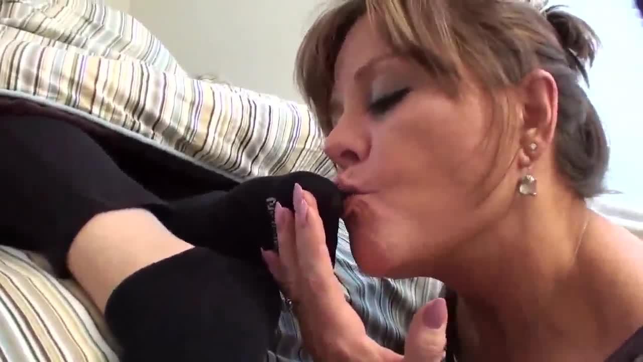 The bitch serves the hostess
