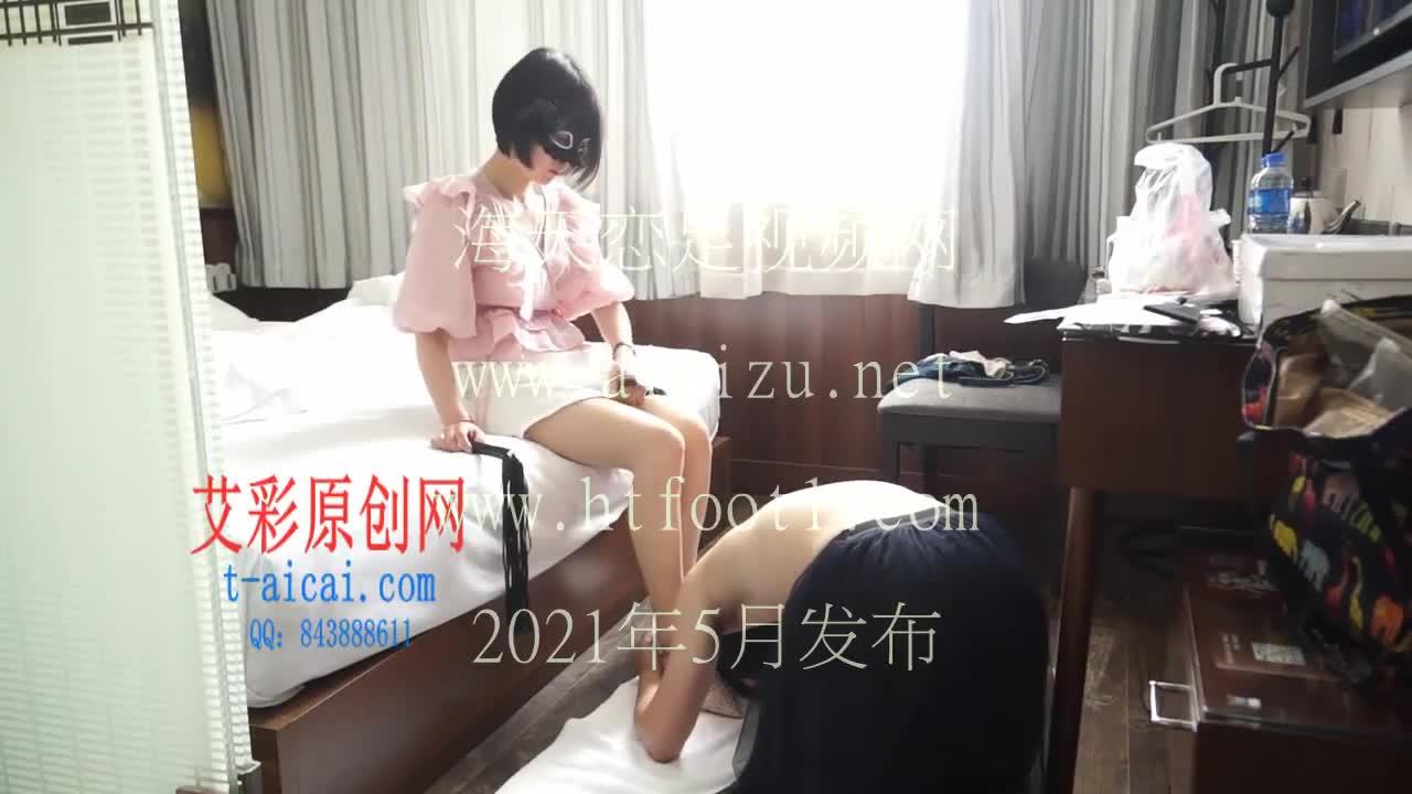 Amateur girl s black silk temptation, original little high-heeled tramp