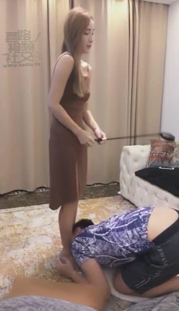 往日Classic foot fetish series: 恋足视频31